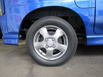 バモス L ローダウン 4WD
