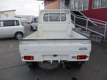 ハイゼットトラック AC無 農用スペシャル 4WD