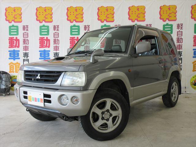 パジェロミニ L 4WD