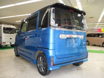 スペーシアカスタム ハイブリッド XS ターボ 4WD