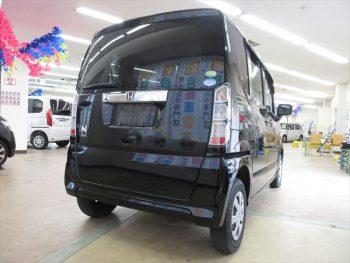 N-BOX GLパッケージ 4WD