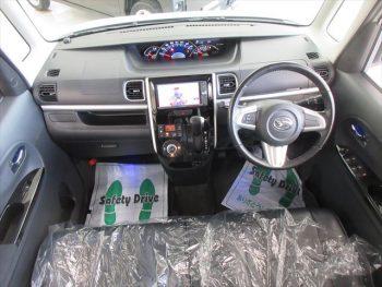 タントカスタム RS スマートセレクション SA ターボ 4WD