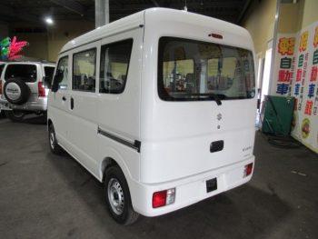 エブリイバン PA セーフティパッケージ 4WD