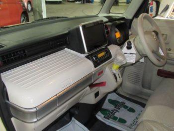 スペーシア ハイブリッド X  未使用車 4WD