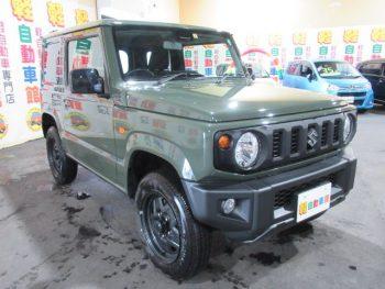 ジムニー XL セーフティサポート装着車 4WD