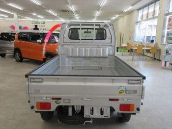 キャリイトラック KCエアコン パワステ農繁 4WD