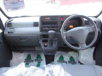 ハイゼットカーゴバン スペシャル ハイルーフ  4WD