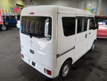 NV100クリッパーバン DX キャンピングカー 4WD