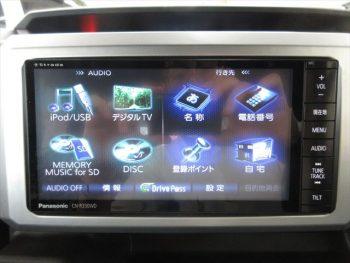 ウェイク Xターボ SA 4WD
