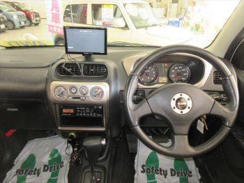 テリオスキッド カスタム メモリアルED ターボ 4WD