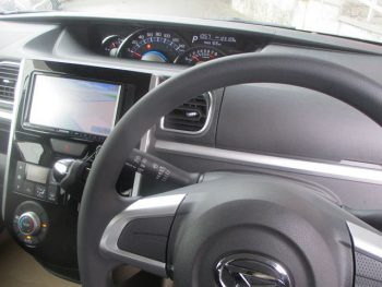 タントカスタム X SA 4WD
