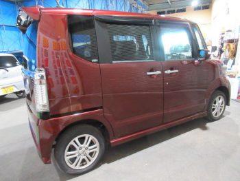 N-BOXカスタム G・Lパッケージ 4WD