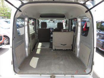 NV100クリッパーバン GXターボハイルーフ エマージェンシーブレーキ 4WD