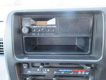 ハイゼットカーゴバン デラックス 4WD