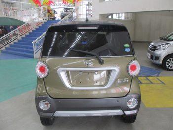 キャスト アクティバ G SAⅢ 4WD