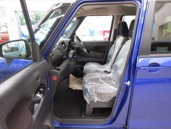 eKクロススペース M 運転席SRSニーエアバッグレス 未使用車 4WD