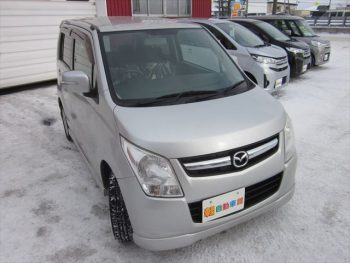AZ-ワゴン XSスペシャル 4WD