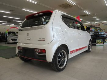 アルト ターボRS 4WD