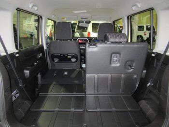 ハスラー ハイブリッドX ターボ 4WD