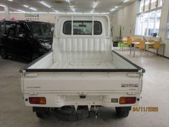 サンバートラック AC無 TB エアバック付き 4WD