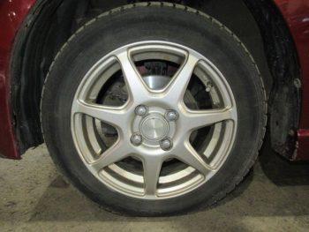 ムーヴカスタム Rリミテッド ターボ 4WD