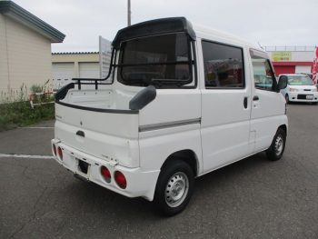 ミニキャブバン ピックアップ 4WD