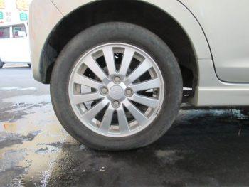 ムーヴ X VS 4WD