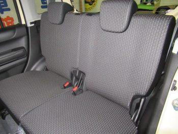ハスラー ハイブリッド Gターボ スズキセーフティサポート 内装色オレンジ 未使用車 4WD