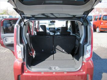 ムーヴカスタム RS ハイパーSA ターボ 4WD