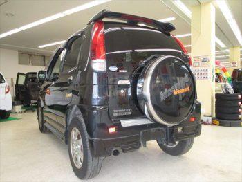 テリオスキッド キスマークX  ターボ 4WD