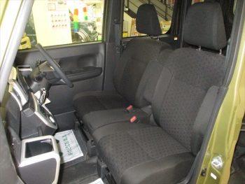 ウェイク X ターボ SA 4WD