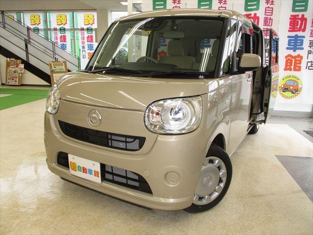 ムーヴキャンバス G SAⅢ 4WD