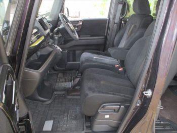 N-BOXカスタム G EXホンダセンシング ナビ装着用スペシャルパッケージ 4WD