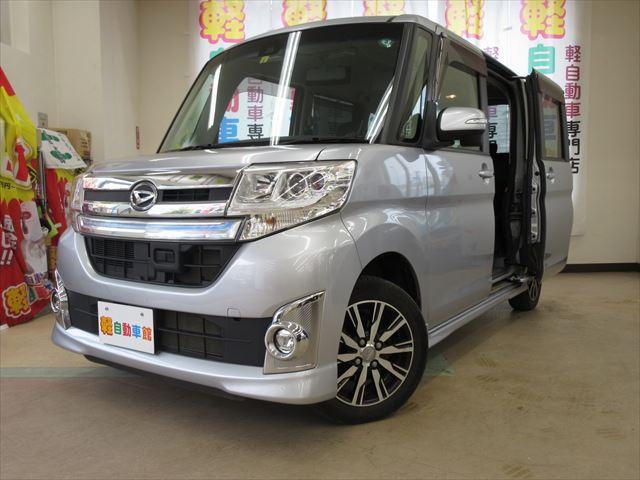 タントカスタム X トップエディションSAⅡ 4WD