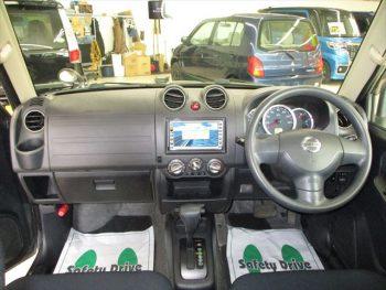 キックス RX ターボ  4WD
