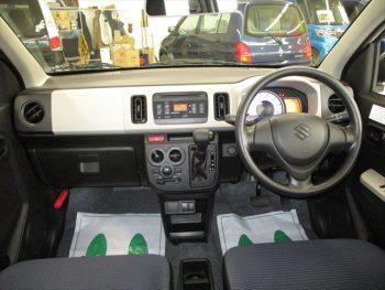 アルト F セーフティーサポート 4WD