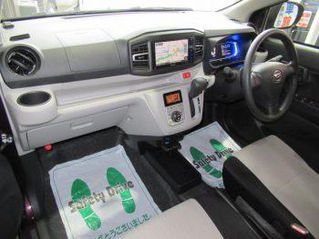 ミライース G SAⅢ 4WD