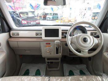 アルトラパン X レーダーブレーキサポート 4WD