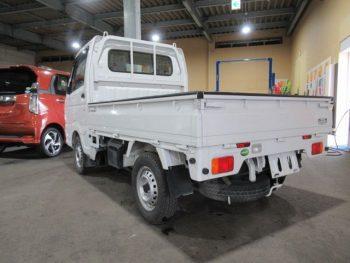 キャリイトラック KCエアコン パワステ  4WD