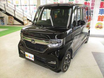 N-BOXカスタム G・L ターボ ホンダセンシング ナビ装着用スペシャルパッケージ 4WD