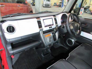 ハスラー Gターボ  4WD