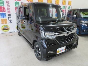 N-BOXカスタム G EXターボ ホンダセンシング 4WD