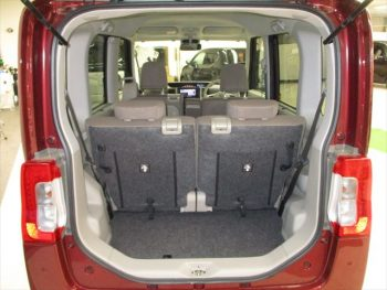 タント L SAⅢ 4WD