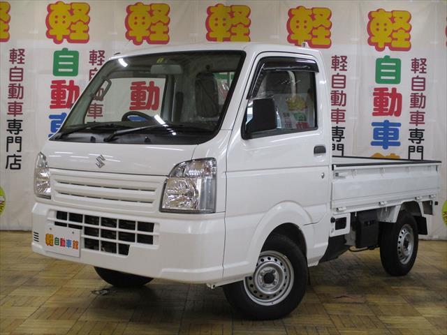 キャリイトラック KCエアコン・パワステ 4WD
