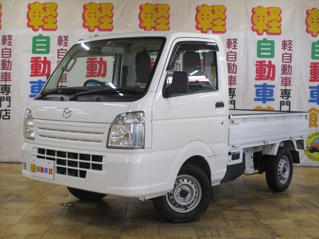スクラムトラック KCパワステ農繁 4WD