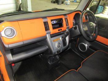 フレアクロスオーバー XT ターボ 4WD