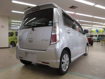 フレアワゴン カスタムスタイル XS 4WD