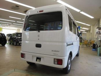 エブリイバン PAリミテッド 4WD