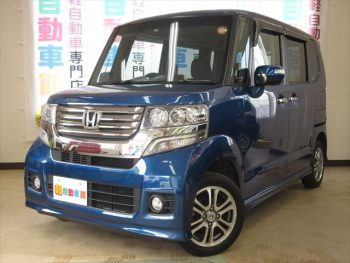 N-BOX+カスタム G 福祉車両 スローパー 4WD