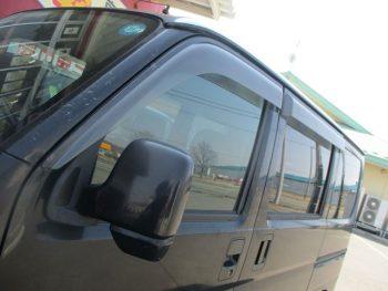 バモス Mターボ 4WD